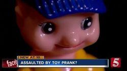 Cette cliente dit que ce jouet l'a agressée sexuellement au