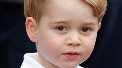 Une haut placée britannique insulte le prince George sur
