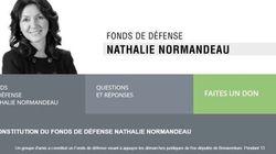 Mise en ligne d'un site web en soutien à Nathalie