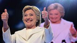 Hillary Clinton accepte l'investiture démocrate pour la présidentielle