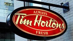 Vous ne devinerez jamais où sera le prochain Tim Hortons