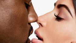Kim Kardashian et Kanye West s'embrassent à la Une du Harper's Bazaar