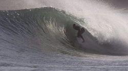 Ils font du surf... sans planche