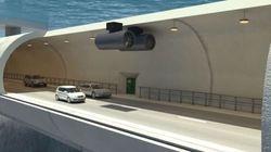 La Norvège pourrait expérimenter les tunnels... flottants!