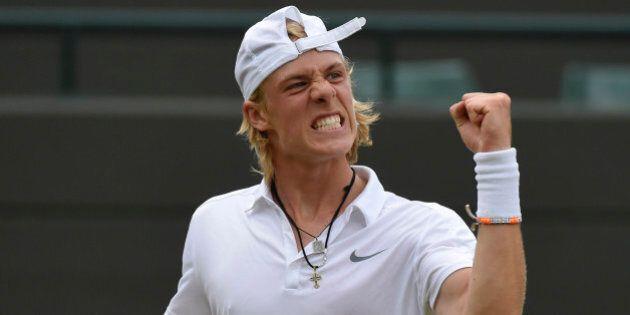 Britain Tennis - Wimbledon - All England Lawn Tennis & Croquet Club, Wimbledon, England - 10/7/16 Canada's...