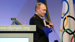 Rio 2016: Poutine déplore la «discrimination» envers les athlètes