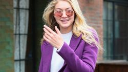 Le violet, star de notre garde-robe automnale