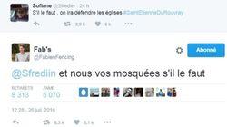 Cet échange entre un catholique et un musulman est la réponse parfaite à l'attentat de