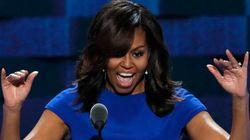 Michelle Obama, lumineux plaidoyer pour
