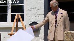 Le prince Charles avait une mission simple, et