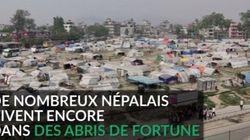 Un an après le séisme, le Népal est toujours en