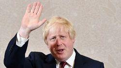 Le chef de la diplomatie britannique Boris Johnson est tout sauf