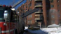 Incendie mortel dans une résidence pour personnes âgées de