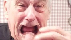 Ce papi a terrifié les enfants mais fait rire 37 millions