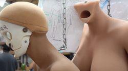Cette usine de poupées sexuelles est digne des pires films d'horreur