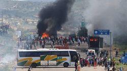 Mexique: quatre morts dans une manifestation