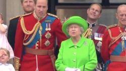 Quand le prince William se fait gronder par la reine d'Angleterre