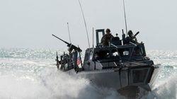 Navires américains arraisonnés en Iran: les marins