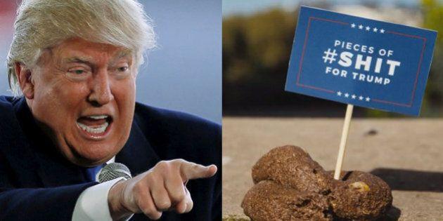 Voici le meilleur (pire) appui à Trump