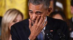Obama souligne «l'urgence» d'agir sur les armes à