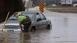 Inondations meurtrières dans le
