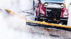 La 1ère tempête de l'hiver s'abat sur le Québec