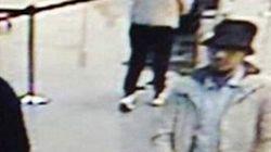 Une vidéo du 3e suspect des attaques à l'aéroport diffusée