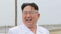 Regain d'activité sur une base de lancement en Corée du