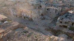 La Russie appose son veto sur le texte voulant la fin des bombardements sur