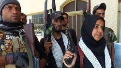 Cette grand-maman irakienne décapite des soldats d'État