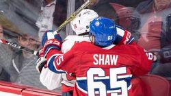 Andrew Shaw devrait-il être puni pour ce