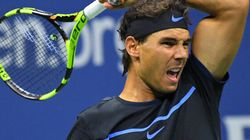 Rafael Nadal interrompt son match pour une jolie