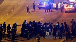 Charlotte: nouvelle nuit de manifestations et la vidéo montrée aux parents