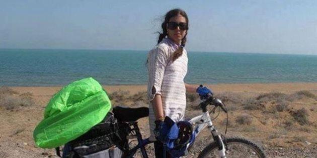 Ces Iraniennes se prennent en photo avec leur vélo pour contester une nouvelle