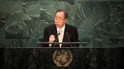 Ban Ki-moon ne mâche pas ses mots à