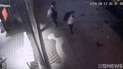 L'explosion de New York filmée en direct par des caméras de surveillance