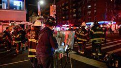 New York: une explosion «intentionnelle» fait 29 blessés et ravive les craintes