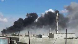 Syrie: les Russes bombardent tout en se