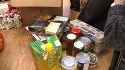Les magasins-partage à la rescousse des familles démunies
