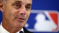 Le commissaire du Baseball majeur évoque une expansion, Coderre s'en