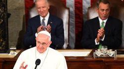 François, 1er pape devant le Congrès