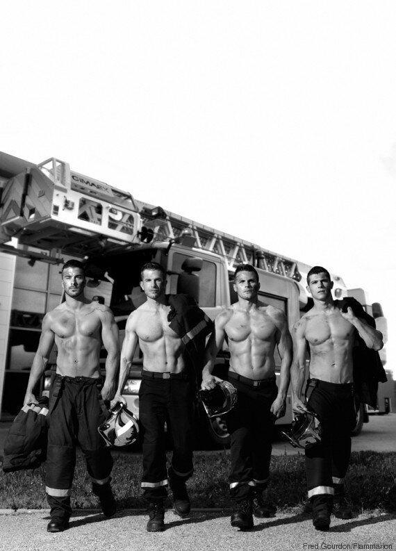 Pour leur premier calendrier, les «Pompiers Sans Frontières» se dévoilent