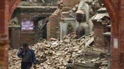 Pour les disciples du Bouddha, leurs temples ne sont que des murs de