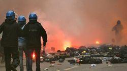 Milan: violentes manifs contre l'Expo