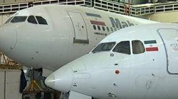 En Iran, l'industrie aérienne veut reprendre son envol