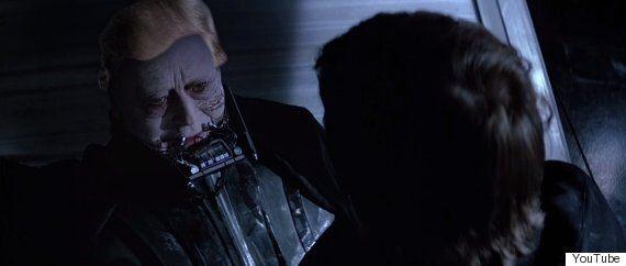 Darth Vader avec la voix de Donald Trump, ça fait du sens!