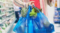 Les sacs de plastique bannis à Montréal dès