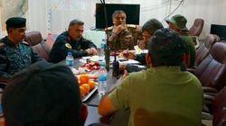 Incursion au coeur des opérations de l'armée irakienne contre