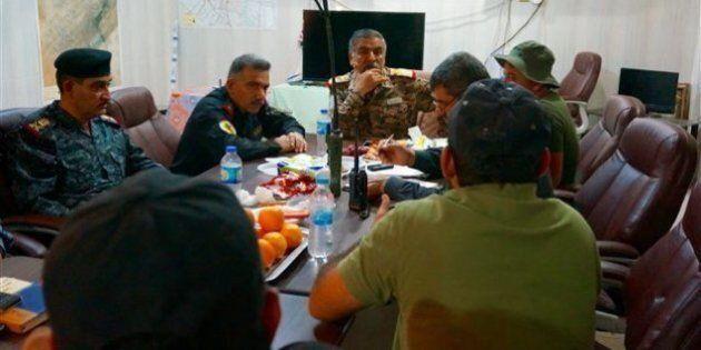 Incursion au coeur des opérations de l'armée irakienne contre l'État