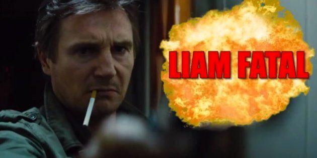 La bande-annonce de la carrière de Liam Neeson, du cinema sérieux aux films d'action pleins de testostérone